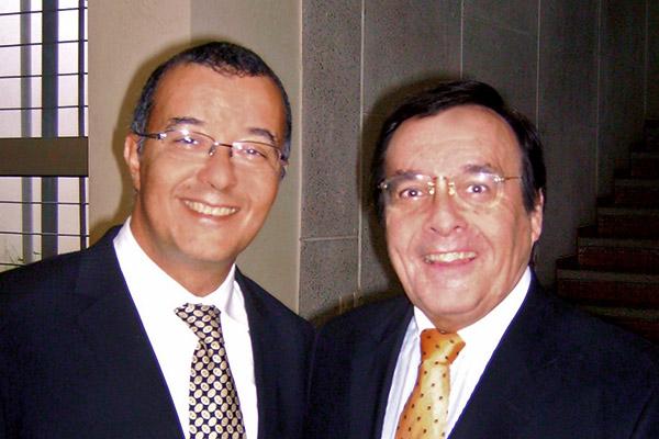 Marokkos Energieminister Fouad Douiri hat Mario Ohoven nach Rabat eingeladen.